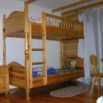 Pokój nr 2 łóżko piętrowe