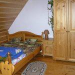 pokój nr 2 podwójne łóżko
